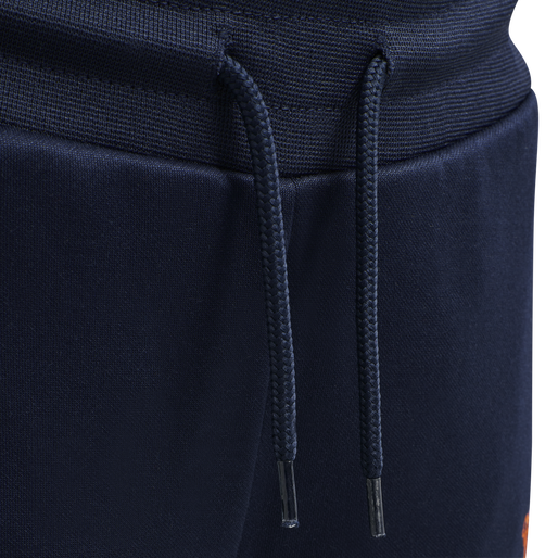 hmlDENNIS PANTS, BLACK IRIS, packshot