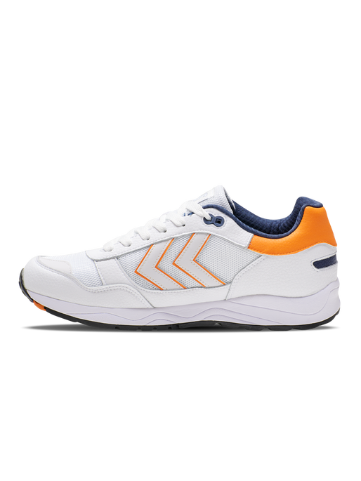 3-S SPORT, WHITE/ORANGE, packshot