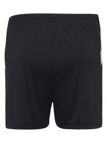 TECH MOVE POLY SHORTS WOMAN, BLACK, packshot