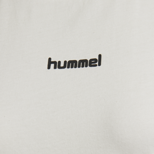 HMLANNAH T-SHIRT S/S TEE, OFF WHITE, packshot