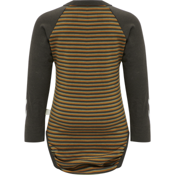 hmlSTANTON BODY L/S, BLACK OLIVE, packshot