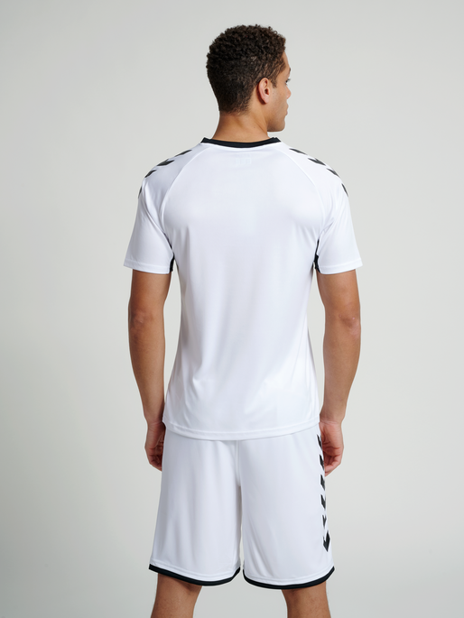 Hummel Core Team Jersey S//S Camiseta Hombre