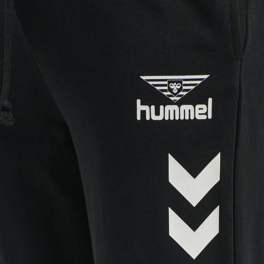 hmlHIVE SWEATPANTS, BLACK, packshot