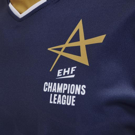 EHF CL FINAL4 JERSEY S/S, MARINE, packshot
