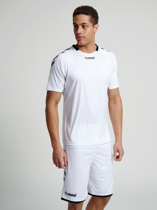 CORE TEAM JERSEY S/S, WHITE, model