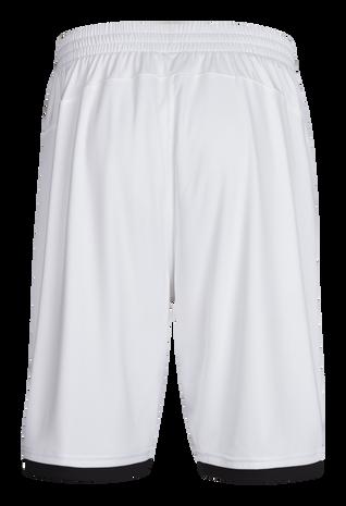 CORE BASKET SHORTS, WHITE, packshot