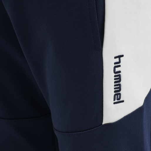 hmlKENTARO PANTS, BLACK IRIS, packshot