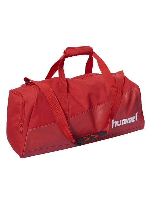 AUTHENTIC CHARGE SPORTS BAG, TRUE RED, packshot