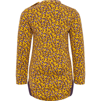 hmlVAIANA BODY L/S, GOLDEN ROD, packshot
