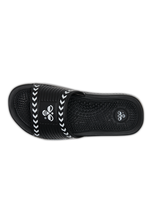 CAM POOL SLIDE, BLACK, packshot