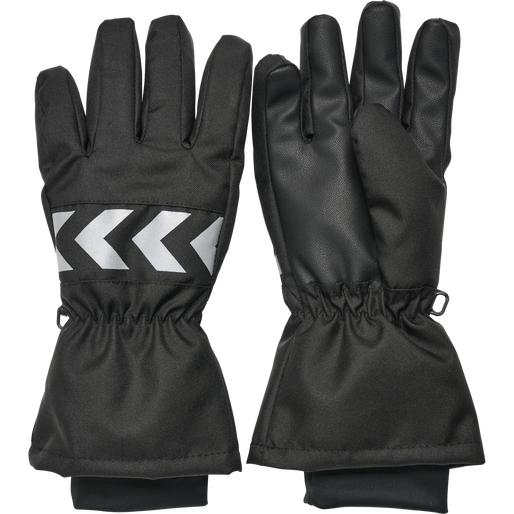 hmlMARCO GLOVES, BLACK, packshot