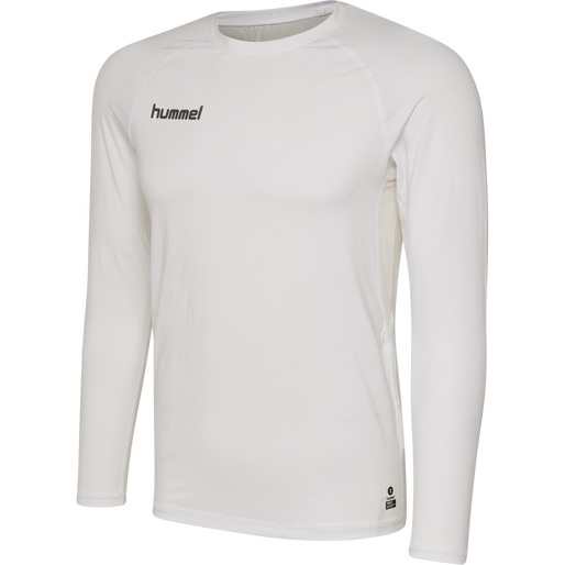 White Retro Hummel logo Press on clothing football shirt Quality Flocked vinyl
