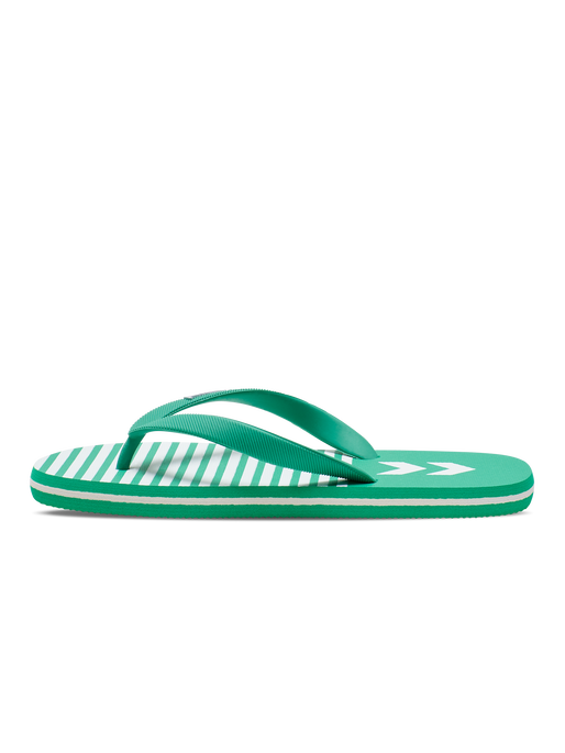HML FLIP FLOP, PEPPER GREEN, packshot