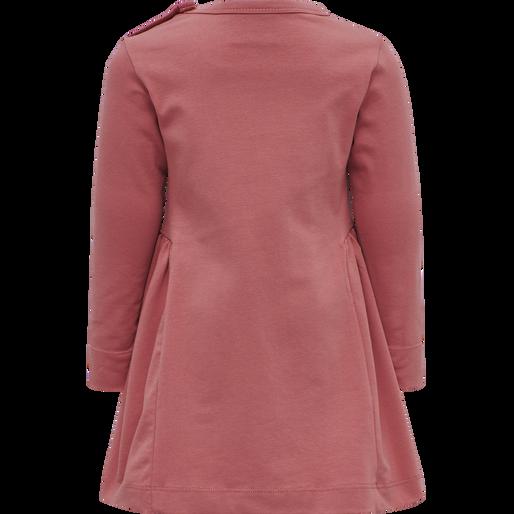 hmlJOSEFINE DRESS L/S, FADED ROSE , packshot