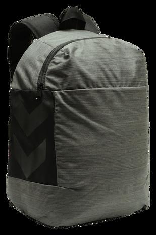 URBAN LAP TOP BACK PACK, BLACK MELANGE, packshot