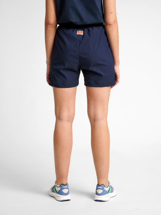 hmlSPARROW ADJUSTABLE SHORTS, TOTAL ECLIPSE, model