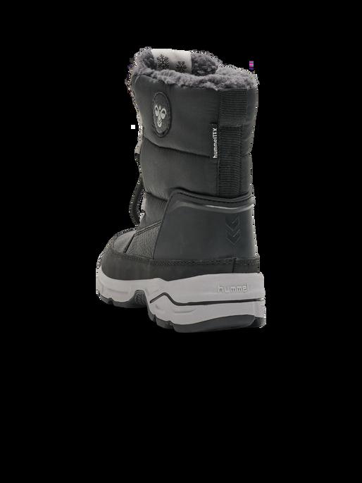SNOW BOOT LOW JR, BLACK, packshot