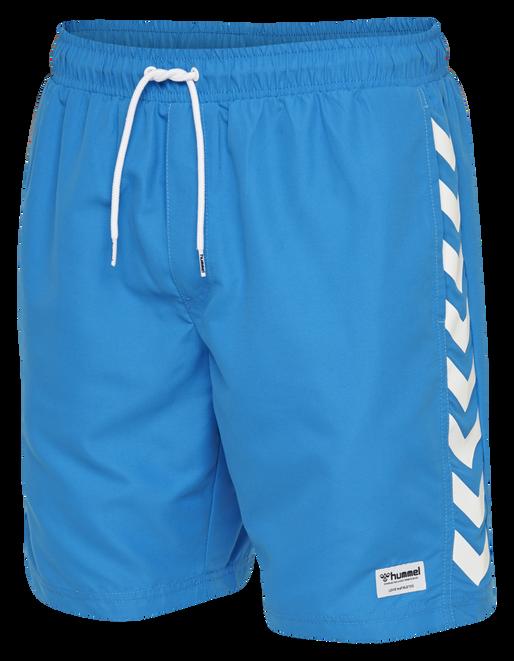 hmlRADLER BOARD SHORTS, BRILLIANT BLUE, packshot