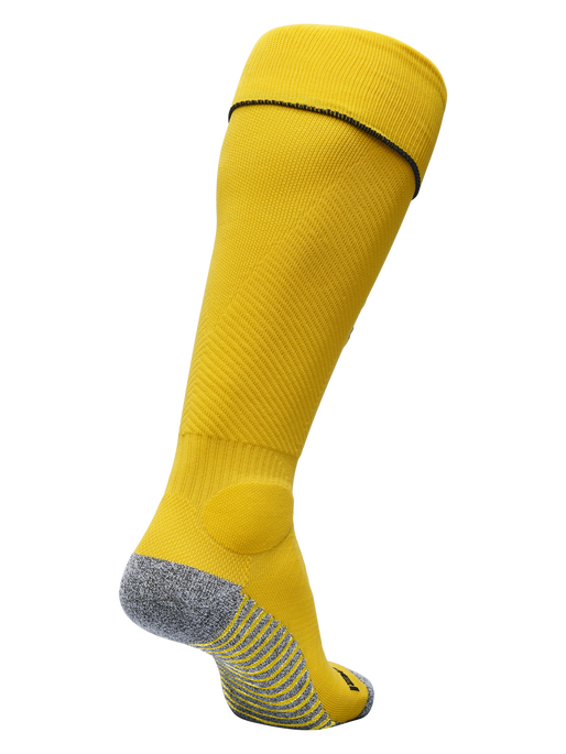 PRO FOOTBALL SOCK, SPORTS YELLOW/BLACK, packshot