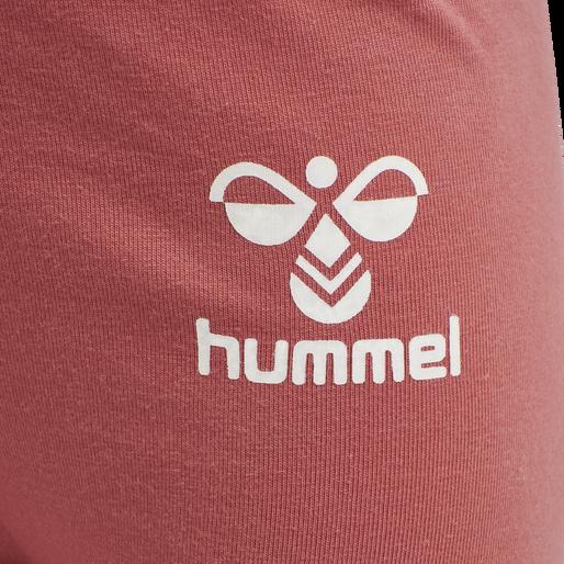 hmlMAUI TIGHTS, FADED ROSE , packshot