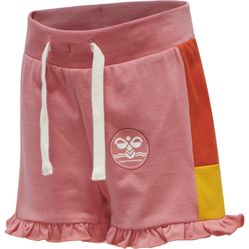 hmlANNI SHORTS, TEA ROSE, packshot