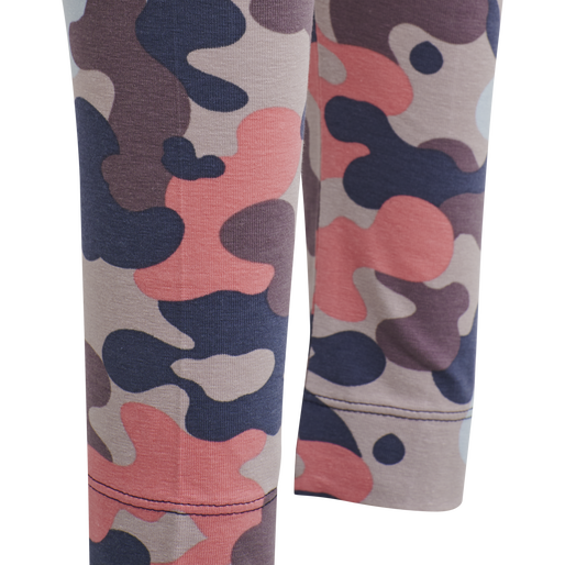 hmlPOLLY TIGHTS, BARK, packshot