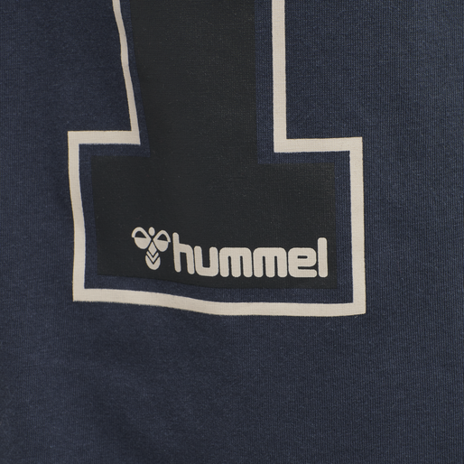 hmlLANEWAY T-SHIRT, BLUE NIGHTS, packshot
