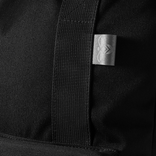 hmlJAZZ BACK PACK, BLACK, packshot