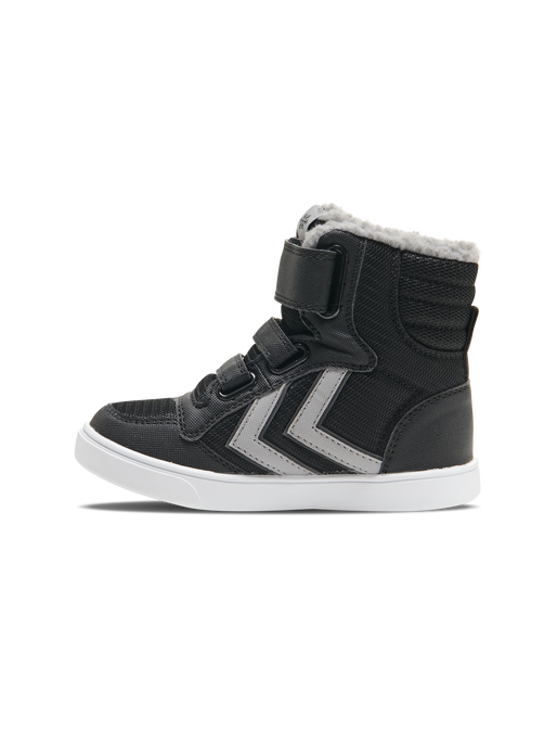 STADIL POLY BOOT MID JR, BLACK, packshot