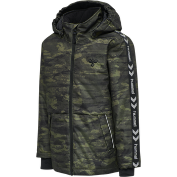 hmlCOSMO JACKET, OLIVE NIGHT, packshot