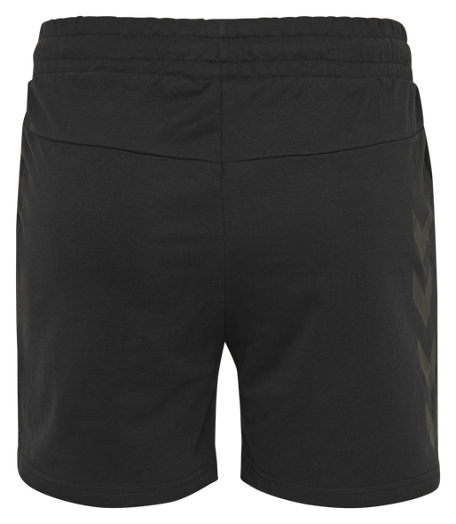 hmlNICA SHORTS, BLACK, packshot