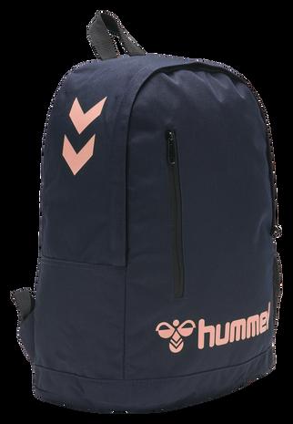 hmlACTION BACK BAG, MARINE/DUSTY PINK, packshot