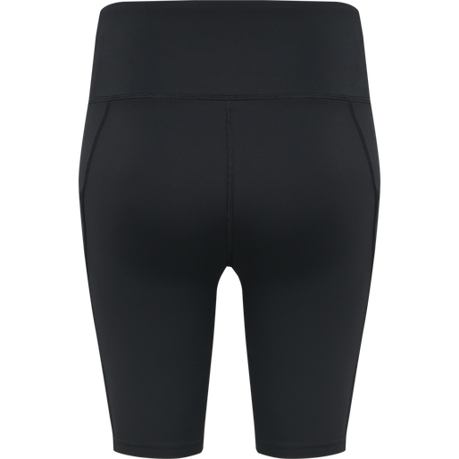 hmlMACI CYCLING SHORTS, BLACK, packshot