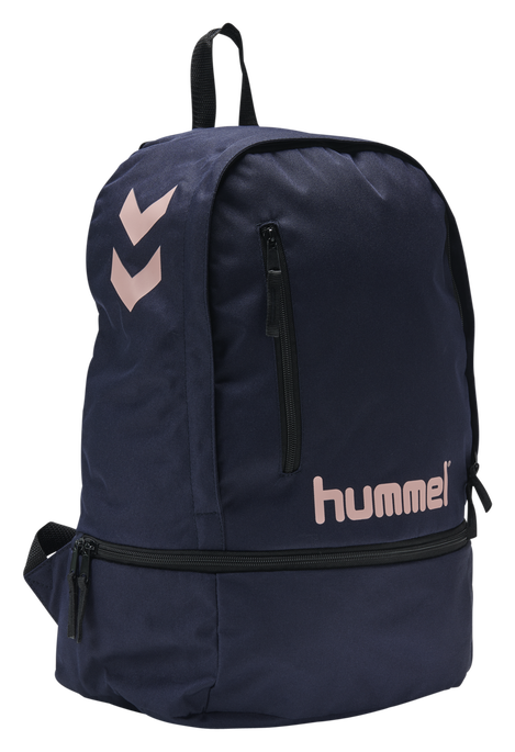 hmlACTION BACK PACK, MARINE/DUSTY PINK, packshot
