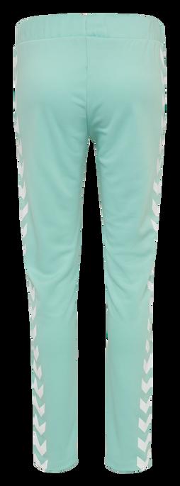 hmlJINA SLIM PANTS, AQUARELLE, packshot