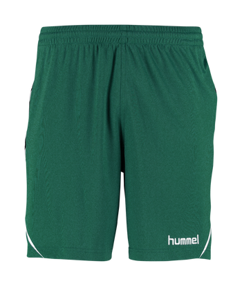 AUTH. CHARGE POLY SHORTS, EVERGREEN, packshot