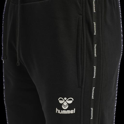 HMLMELAMOUS PANT, BLACK, packshot