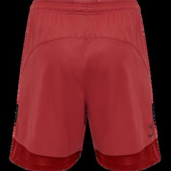 hmlLEAD POLY SHORTS KIDS , TRUE RED, packshot