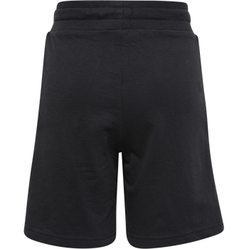 HMLBASSIM SHORTS, BLACK, packshot