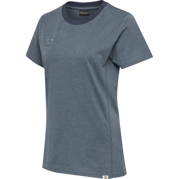 hmlMOVE T-SHIRT WOMAN, BERING SEA, packshot