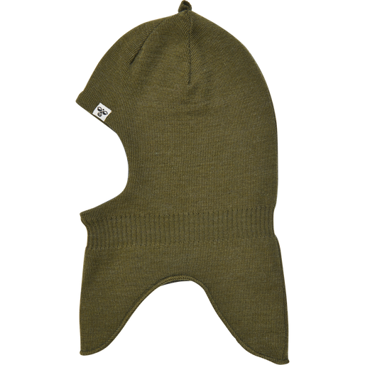 hmlHYGGE Balaclava, OLIVE NIGHT, packshot