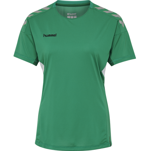 TECH MOVE JERSEY WOMAN S/S, SPORTS GREEN, packshot