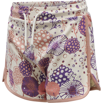 hmlCORAL SHORTS, MOTHER OF PEARL, packshot