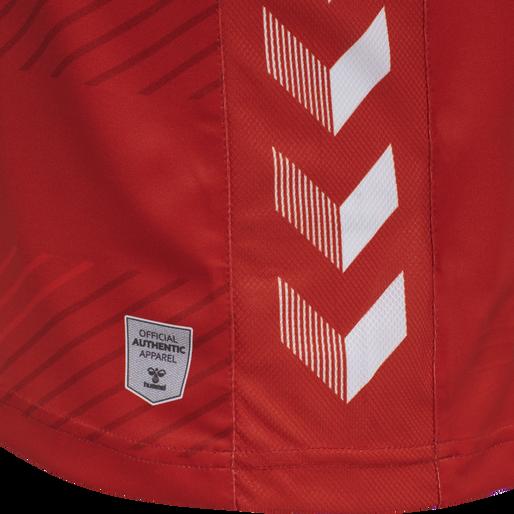 DVV 21 THIRD JERSEY S/S, TRUE RED, packshot