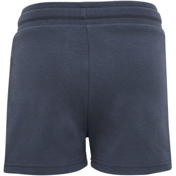 HMLNILLE SHORTS, OMBRE BLUE , packshot