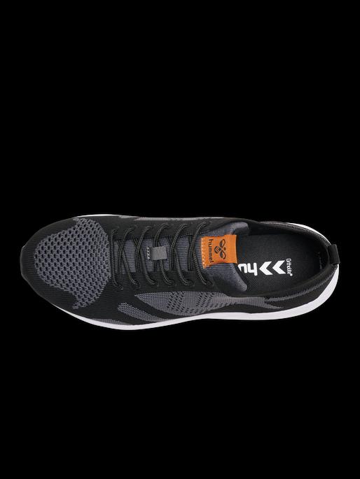 Hummel Edmonton Legend Seamless Sneaker Turnschuhe Sportschuhe black 208812 2001