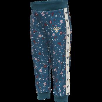 hmlFLORA PANTS, BLUE CORAL, packshot