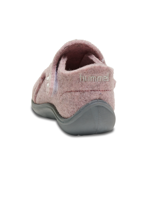WOOL SLIPPER INFANT  , ROSE, packshot