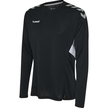 TECH MOVE JERSEY L/S, BLACK, packshot