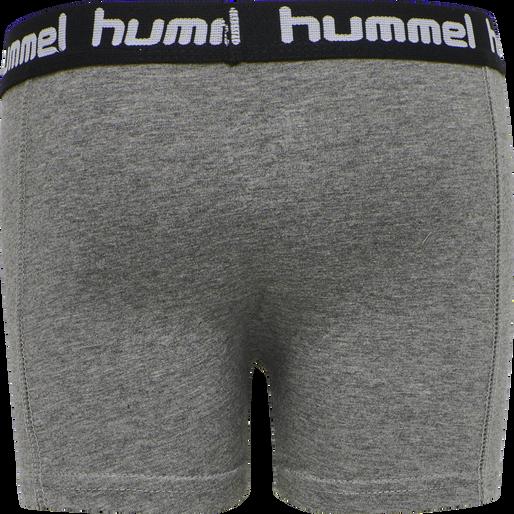 hmlBOXERS-2 PACK, BLACK, packshot